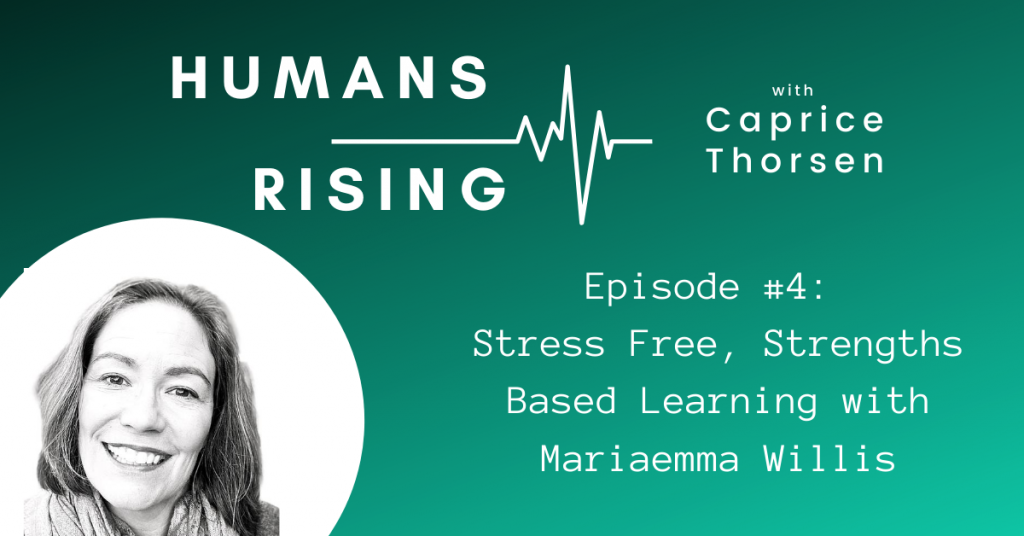 Stress Free Learning with Mariaemma WIllis